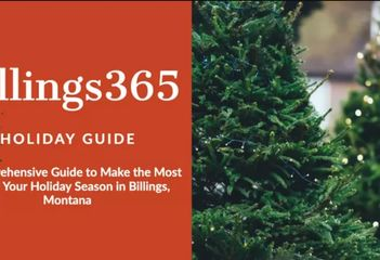 Billings, Mt Christmas Stroll 2021